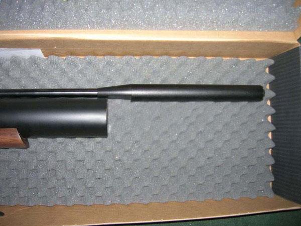 FX气皇400 瓦尔特比赛级汽枪